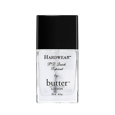Butter London Hardwear P.D. Quick Topcoat Review