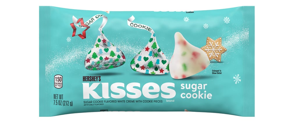 Hershey's Is Releasing Sugar Cookie Kisses For the Holidays