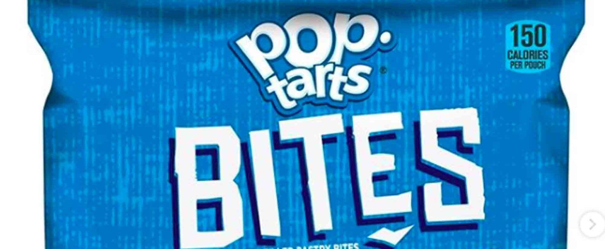 Pop-Tart Bites