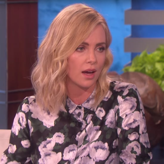 How Did Charlize Theron Gain Weight For Tully?