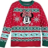 Disney Minnie Mouse Family Holiday Sweater
