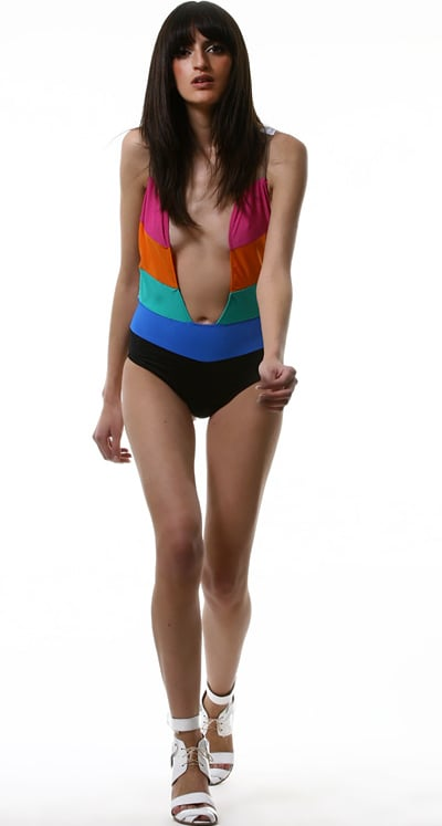 Denise Marchebout Spring 09 Swimwear