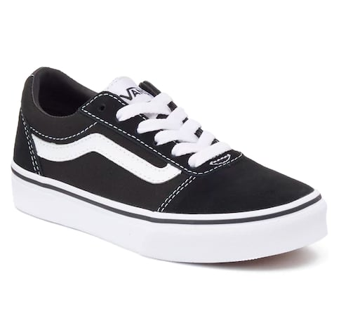 Vans Ward Low Skate Shoes