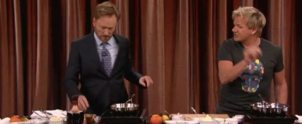 This Video May Prove Gordon Ramsay Is Actually the Original Salt Bae