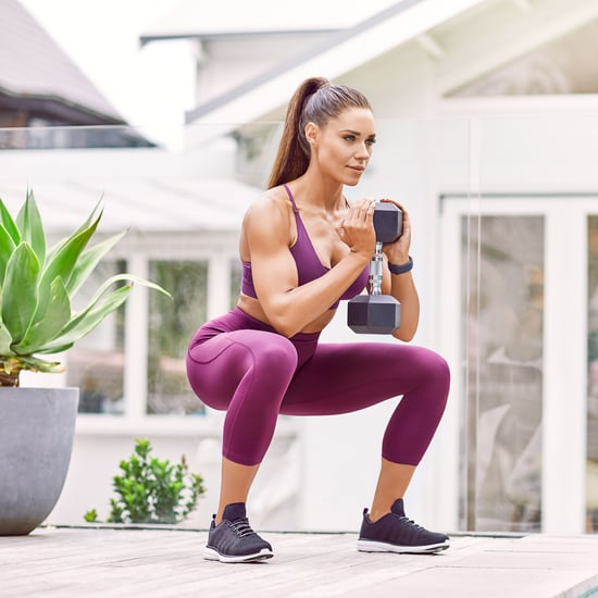 Kelsey Wells's 20-Minute Glute and Hamstring Workout