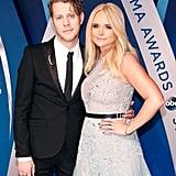 Miranda Lambert and Anderson East