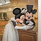 Invite Mickey and Minnie