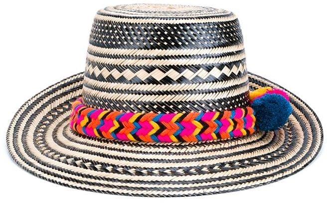 Yosuzi Pom-Pom Detail Hat ($344)