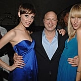 Tom and models