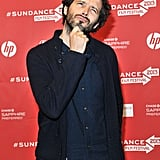 Bret McKenzie joked with photographers on the red carpet at Sundance on Friday.