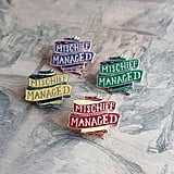 Mischief Managed Enamel Pin