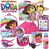 Dora The Explorer Showbag ($26) Includes:  Headband  Stamp set  Lunch box