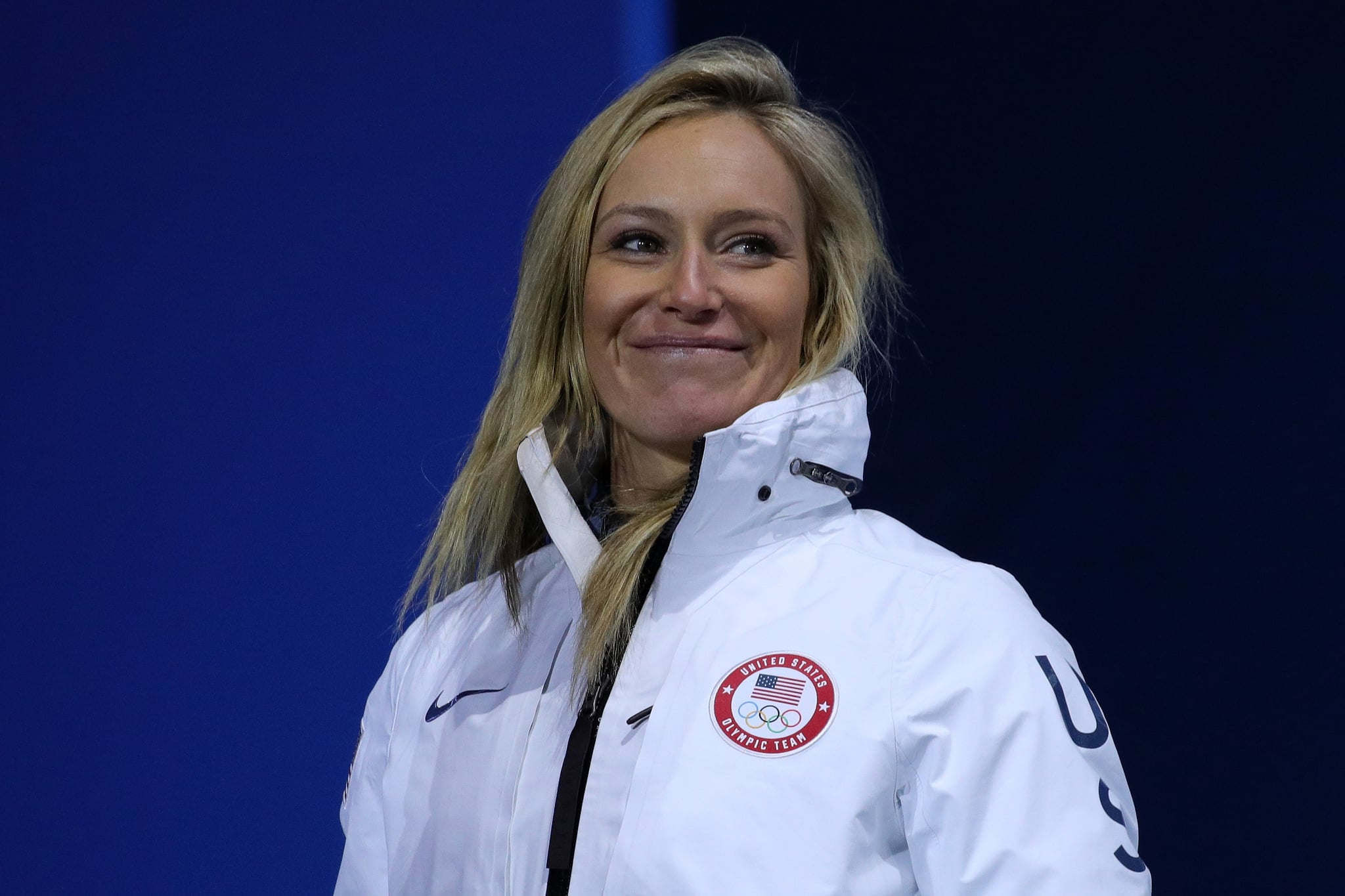 Jamie Anderson, Olympic Snowboarder, Explains Why Yoga Is Her Favorite Form of Cross-Training