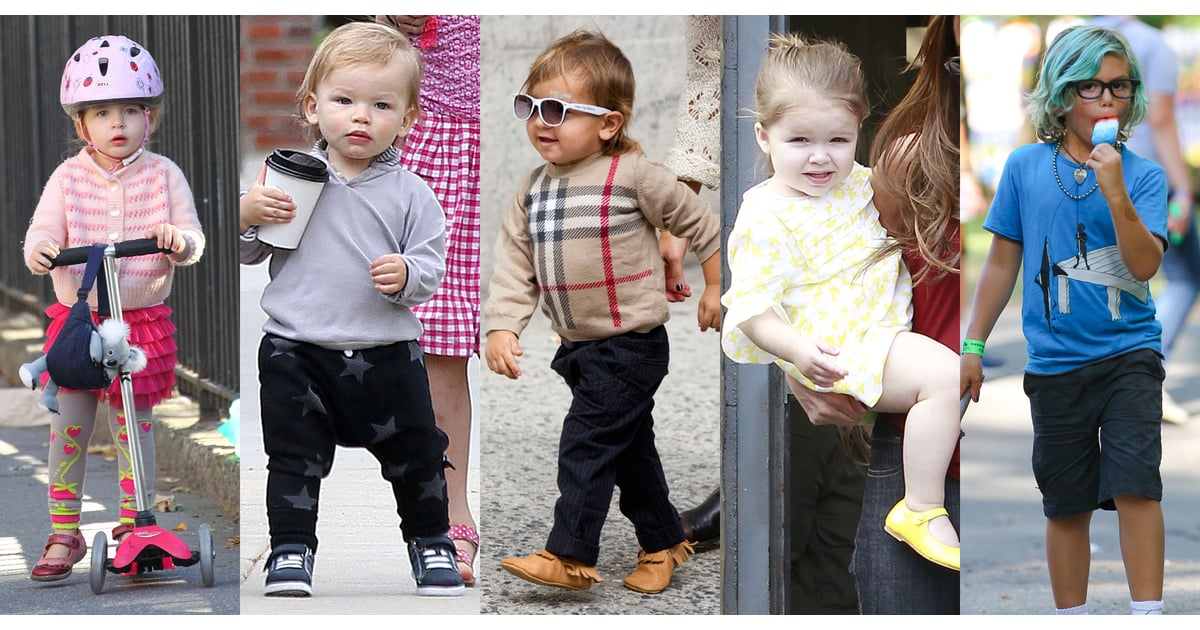 Celebrity Kids 39 Clothes Popsugar Moms
