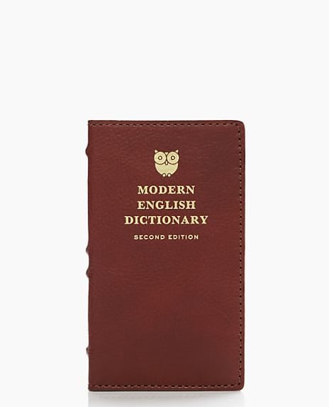 Dictionary Wallet