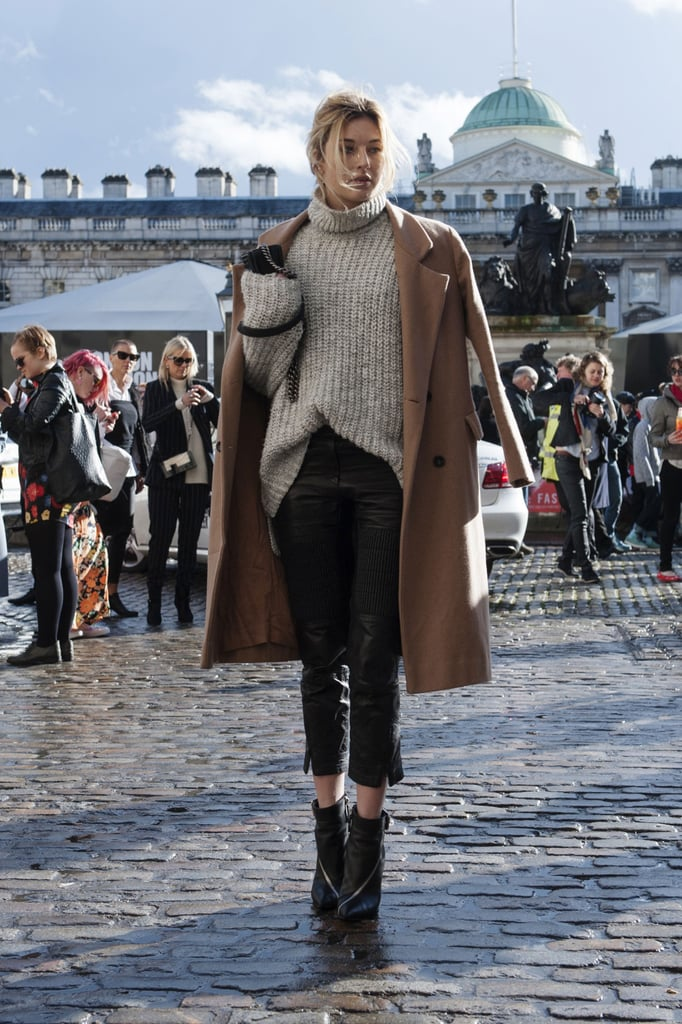 LFW Street Style Day Two