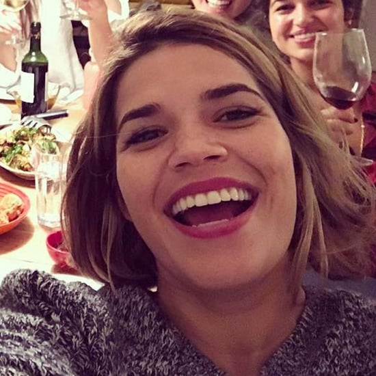 America Ferrera Blond Hair 2016