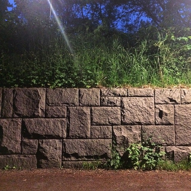 Cement Walls