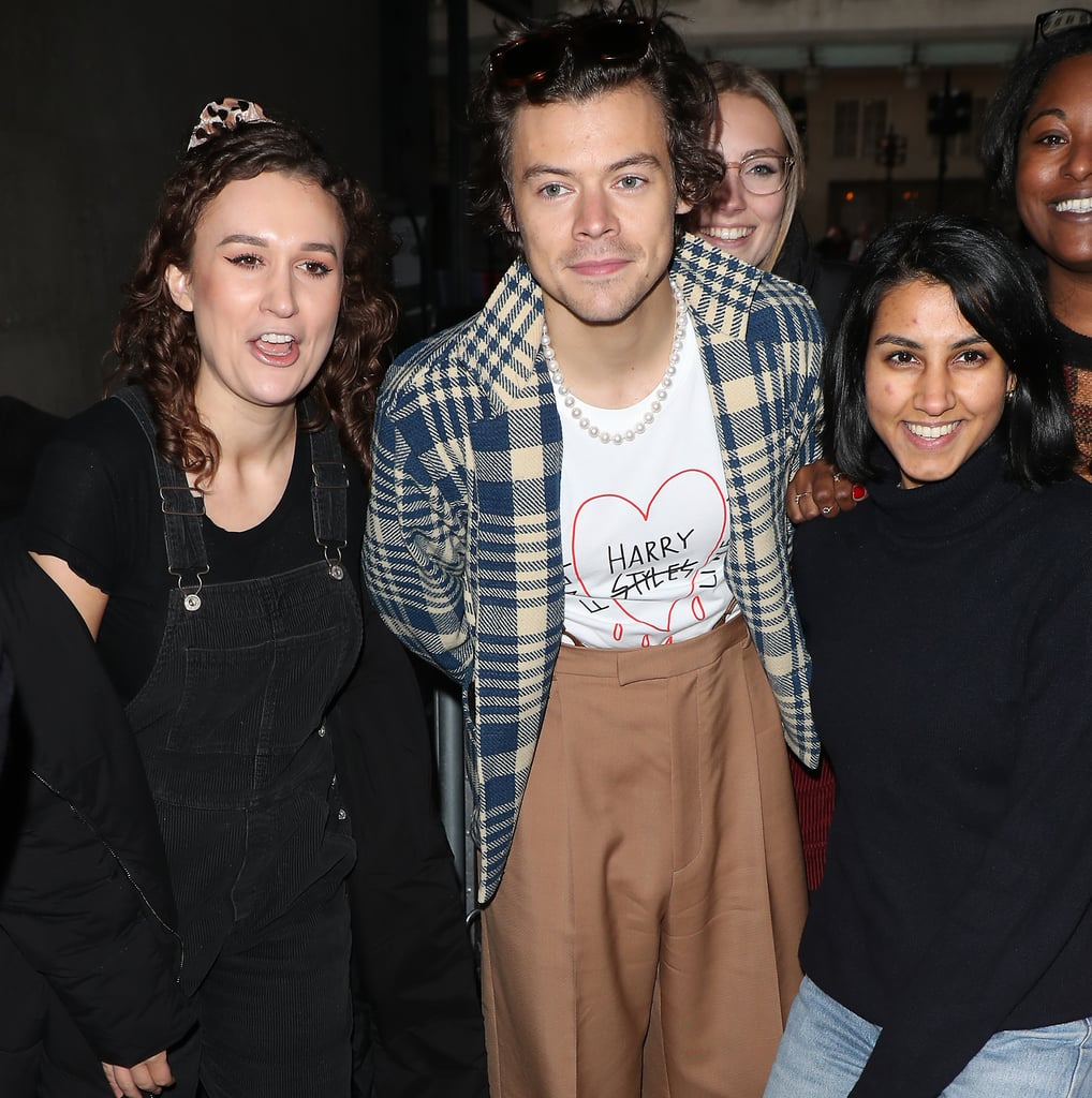 Harry Styles's Limited-Edition Fine Line Tee Benefits Women
