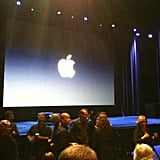 Photos From the iPad Event