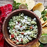 Guacamole is always a staple on Super Bowl night. Step it up a notch and try this seafood version with crabmeat.