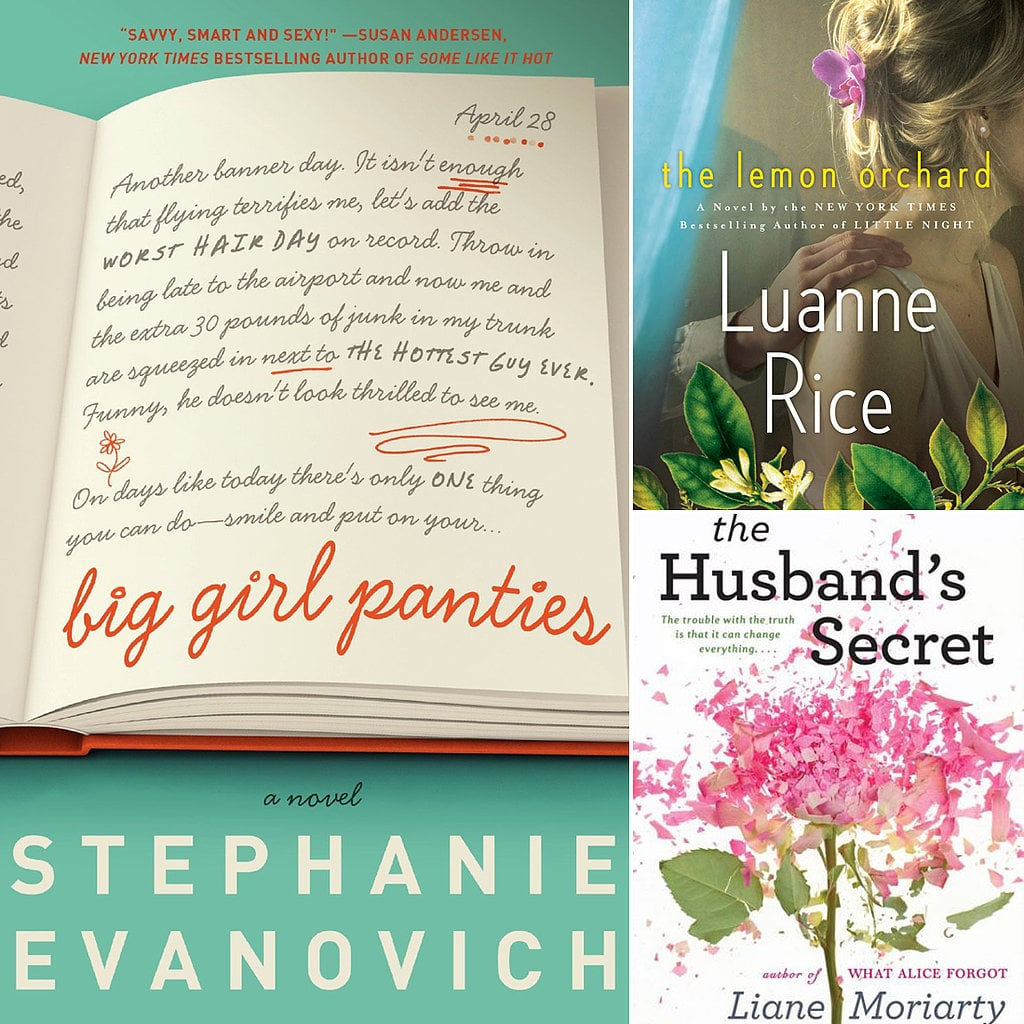 Looking for the perfect book to steam up your Summer? Check out great Summer reading recommendations from POPSUGAR Love & Sex.