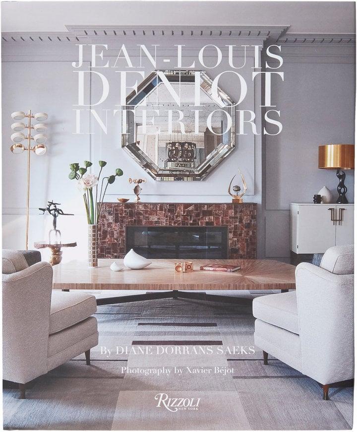 Jean louis deniot interiors best interior design coffee table books 2017 popsugar for Interior design coffee table books