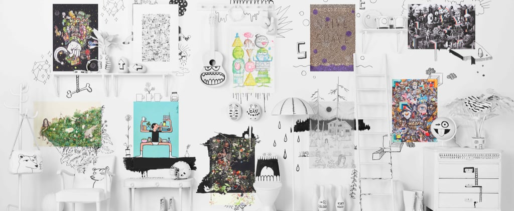 Ikea's New Limited Collection Makes It So Affordable to Bring Art Into Your Home