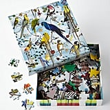 Christian Lacroix Fall 250-Piece Two-Sided Puzzle
