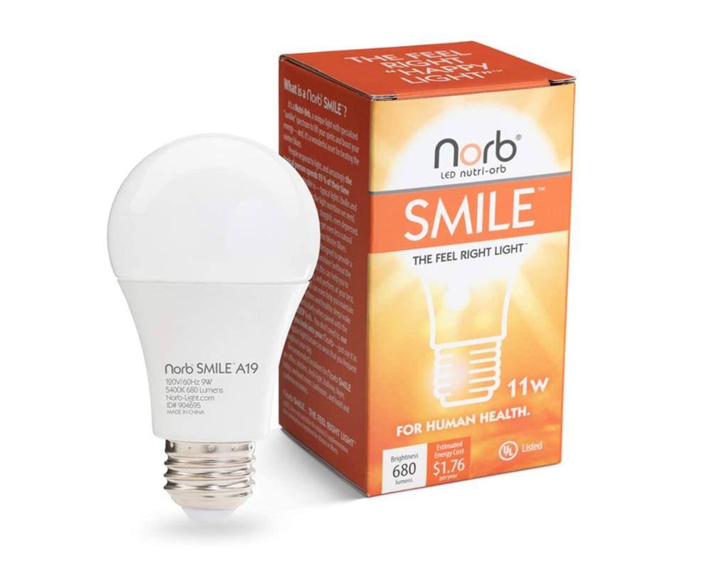 Norbsmile Advanced Full Spectrum A19 Led Light Bulb The