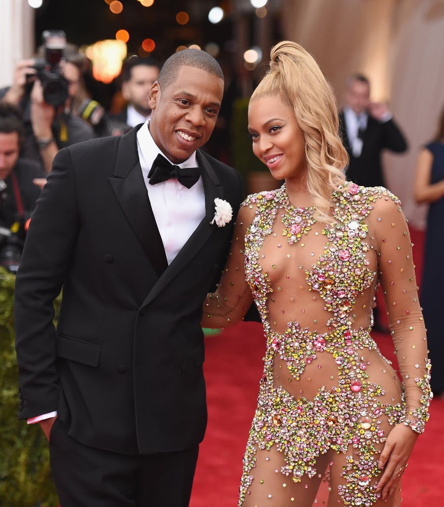 2015: Jay Z put divorce rumors to rest. In April, the rapper posted a now-deleted Instagram video of his wedding to Beyoncé amid reports that the couple was headed for divorce. The following month, Beyoncé and Jay Z returned to the Met Gala, exactly one year after the afterparty elevator incident.