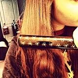 Straightening Hair