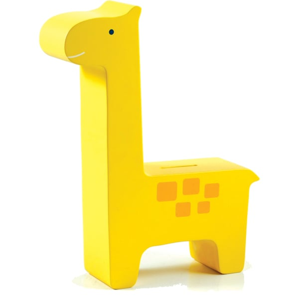 Gerry Giraffe Bank ($25)