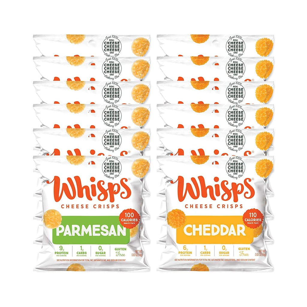 Whisps Parmesan & Cheddar Cheese Crisps