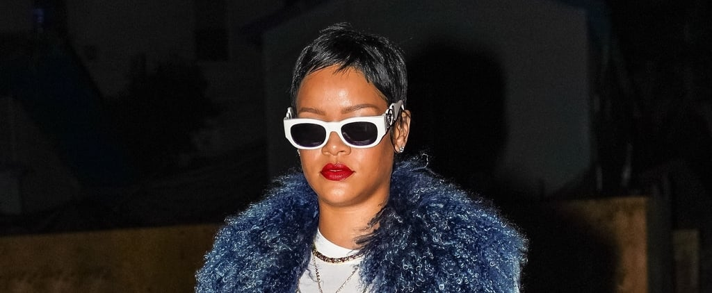 Rihanna Shows Off Her New Pixie-Cut Hairstyle