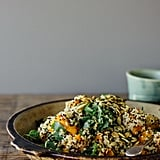 Ginger Roasted Pumpkin and Quinoa Salad