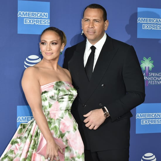 Jennifer Lopez and Alex Rodriguez Play Volleyball With Kids