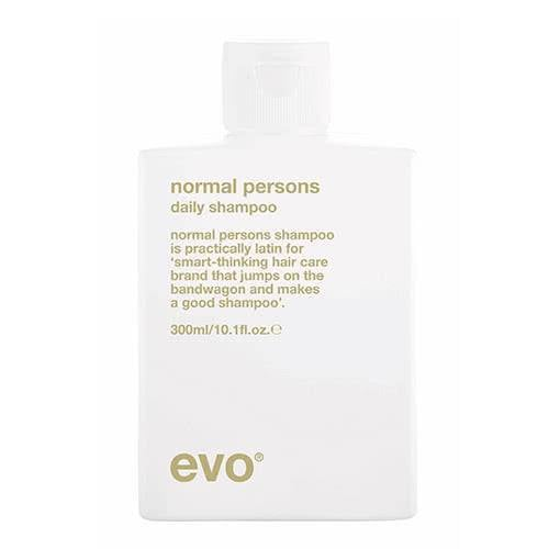 The Best Shampoo and Conditioner for All Hair Types — evo Normal Persons Duo
