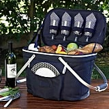 Ascot Collapsible Insulated Picnic Basket