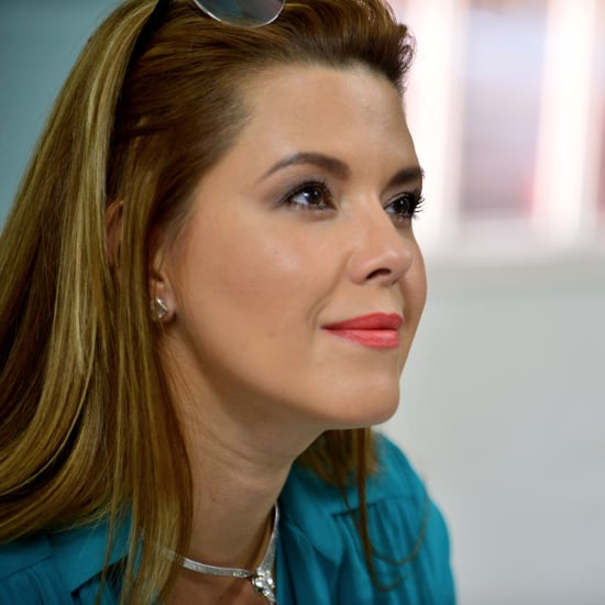 Alicia Machado's Response to Donald Trump's Inauguration