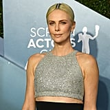Charlize Theron at the 2020 SAG Awards