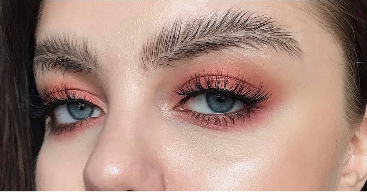 What Are Feather Eyebr... Middle East Women Eyes