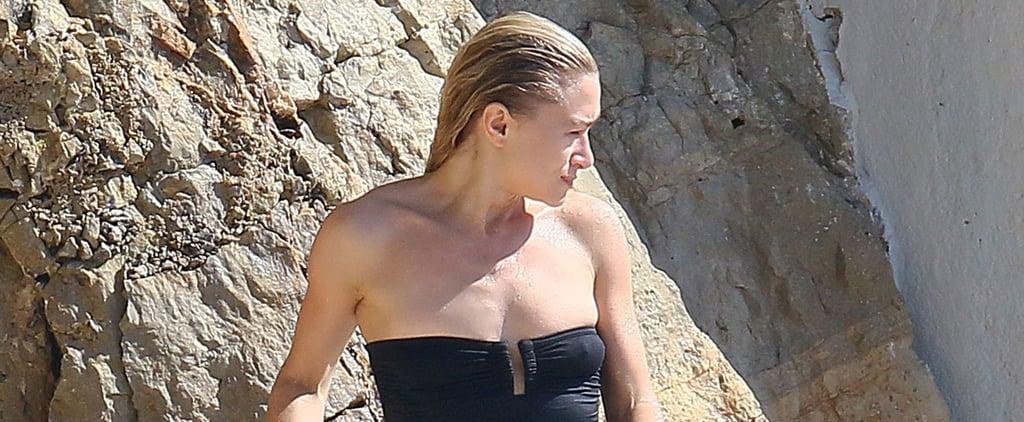 It's September, but Ashley Olsen Will Still Make You Want to Go Swimsuit Shopping