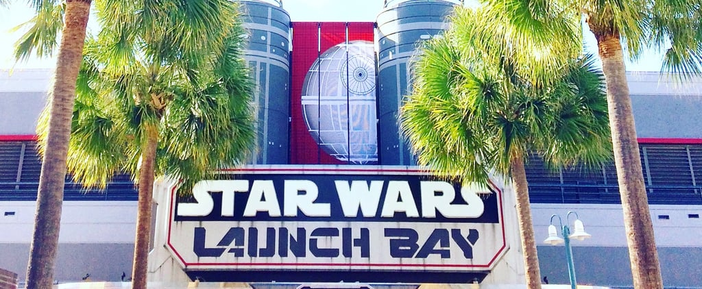Star Wars Attractions at Disney World