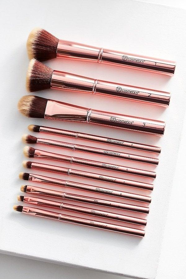 Bh Cosmetics Makeup Brush Set