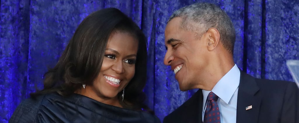 Barack and Michelle Obama 2018 Pictures