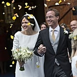 Prince Jaime, Count of Bardi and Viktoria Cservenyak The Bride: Viktoria Cservenyak, a lawyer The Groom: Prince Jaime, Count of Bardi, the second son of Princess Irene of the Netherlands. When: Oct. 5, 2013 Where: Apeldoorn, Netherlands