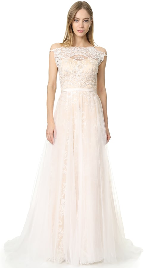 Catherine Deane Harlow Gown ($1,800) | Modest Wedding Dresses ...
