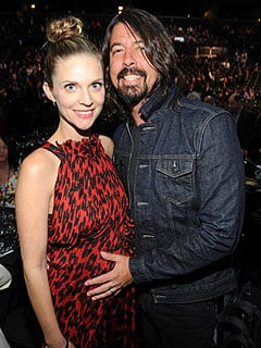 Dave Grohl Welcomes Third Daughter
