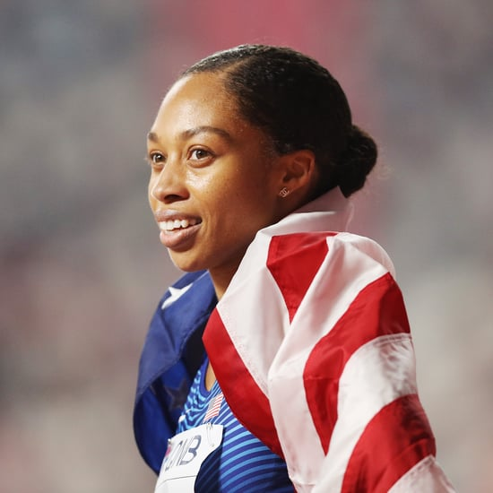 How Many World Championships Medals Does Allyson Felix Have?